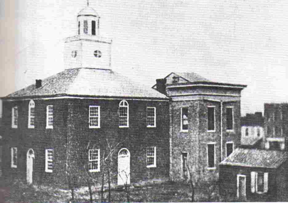 County Courthouse 1858
